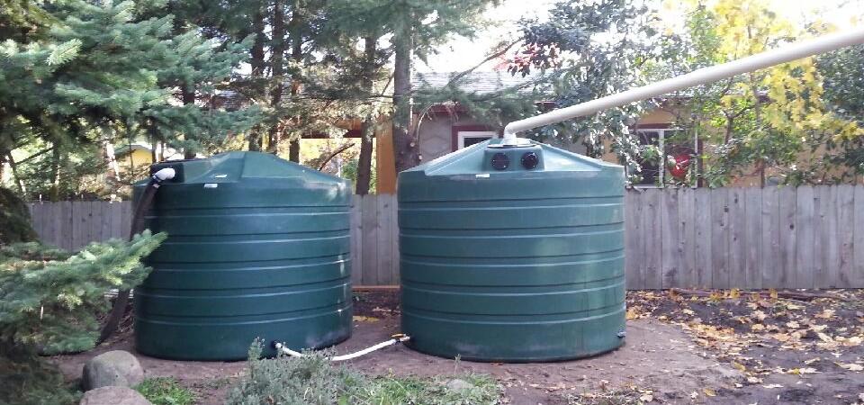 Rainwater Harvest and Rain Gardens